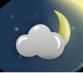 Muito nublado